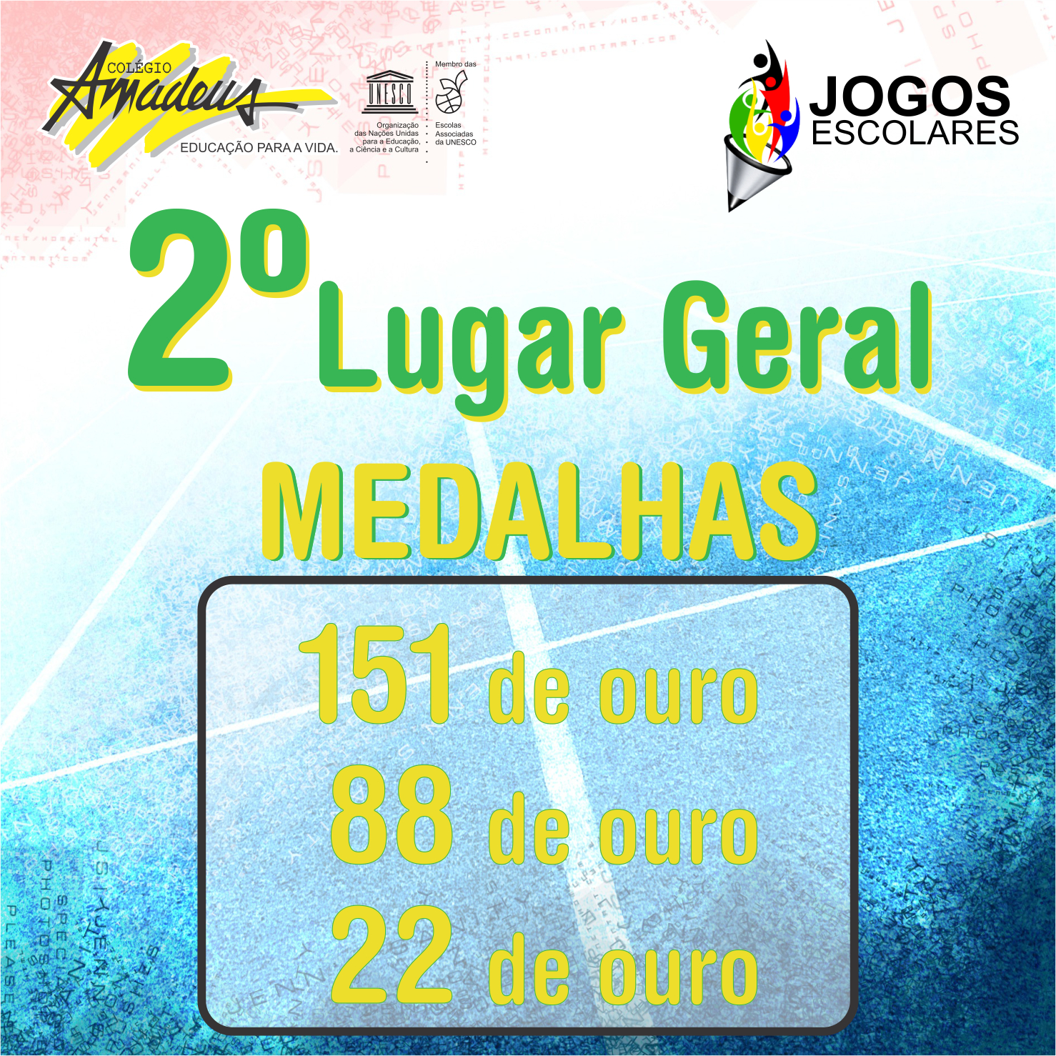 Amadeus é a Escola Vice Campeã dos Jogos Escolares Tv Sergipe 2018