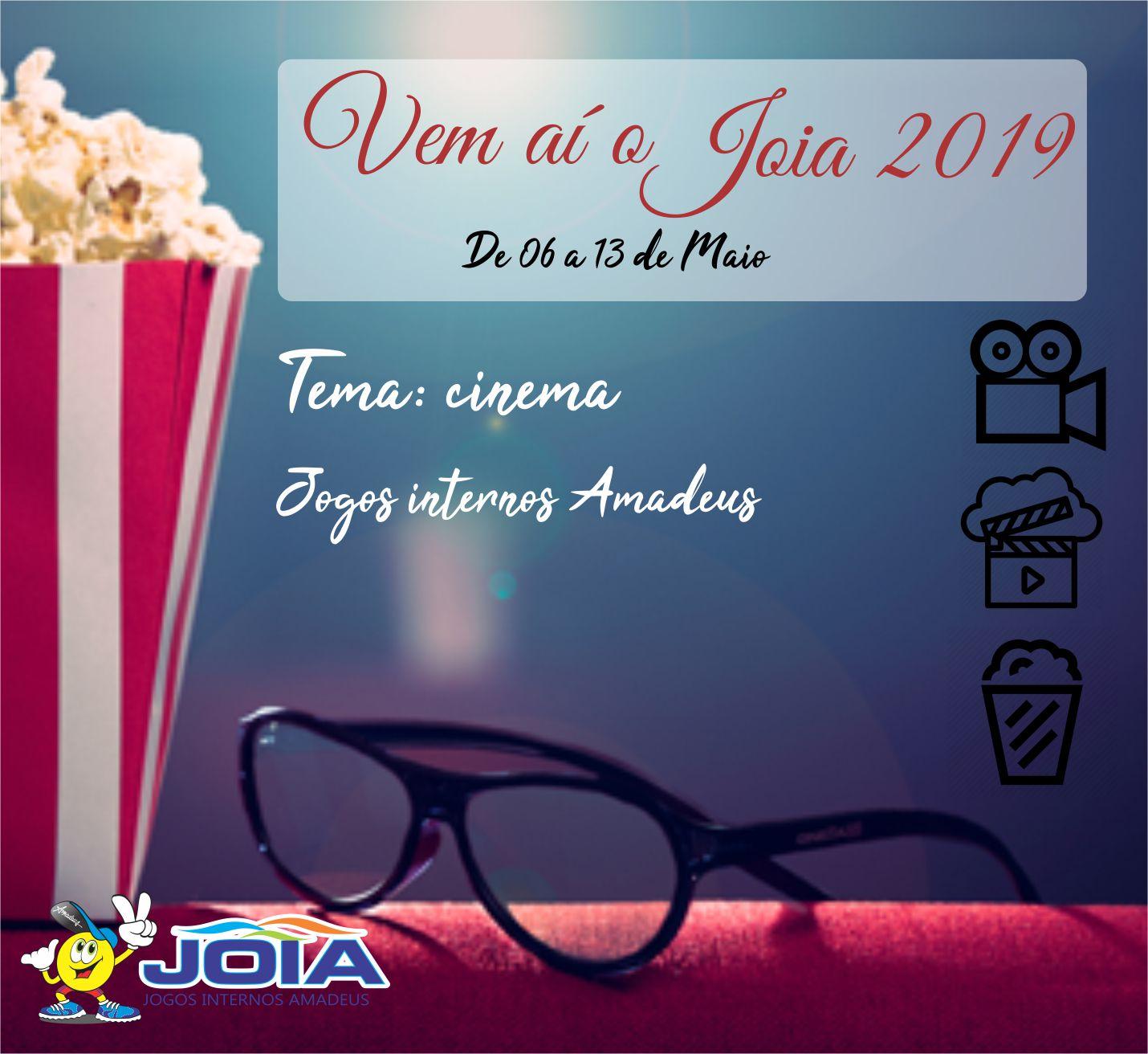 JOIA 2019 - Jogos Internos Amadeus